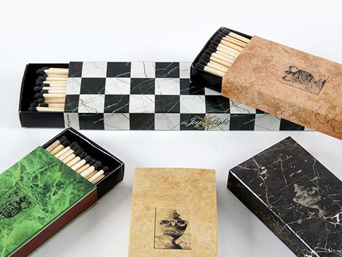 Designer Matchboxes the joy of light | designer matchboxes for every occasion
